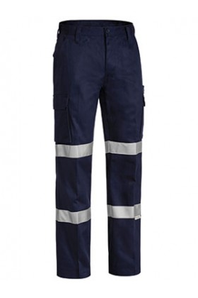 3M Double Taped Mens Cotton Drill Cargo Pant