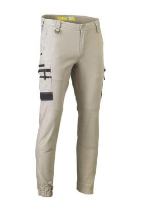 Flex and Move Stretch Cargo Cuffed Pants