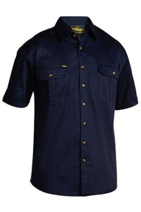Original Mens S/S Drill Shirt