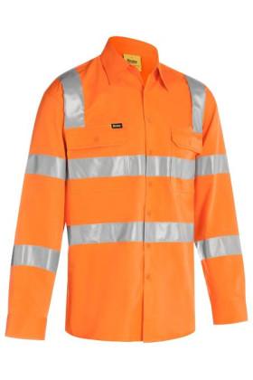 Vic Rail Taped Hi Vis Bio Motion Rail Shirt