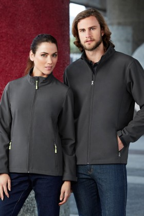 Apex Mens Lightweight Softshell Jacket