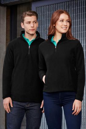 Trinity Ladies Half Zip Pullover
