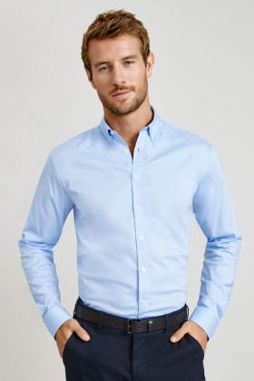 Camden Mens L/S Shirt