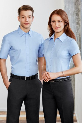 Chevron Ladies S/S Shirt