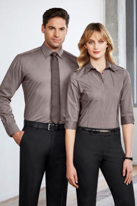 Chevron Ladies 3/4 Sleeve Shirt