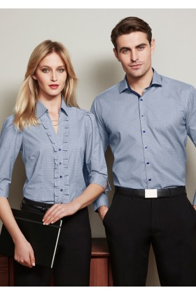 Edge Ladies 3/4 Sleeve Shirt