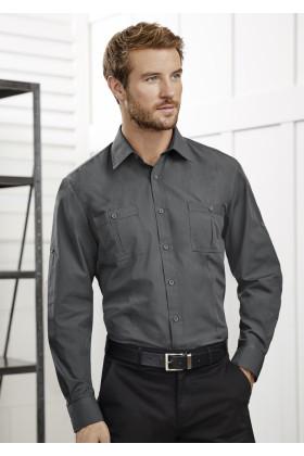 Bondi Mens Long Sleeve Shirt