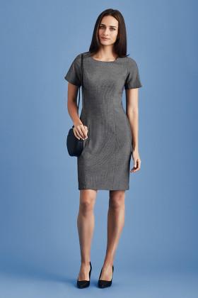 Shift Dress (Grey)