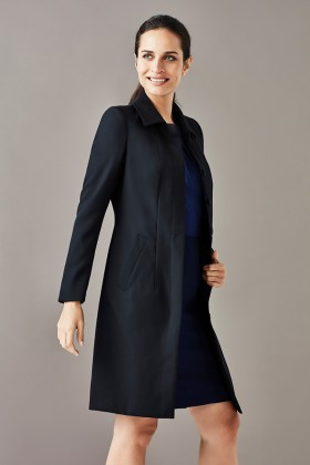 Lined Ladies Overcoat