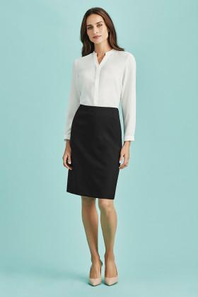 Bandless Lined Skirt