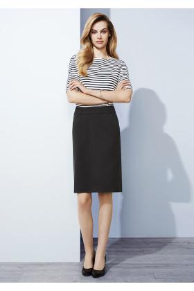Multi Pleat Skirt (Poly/Bamboo)