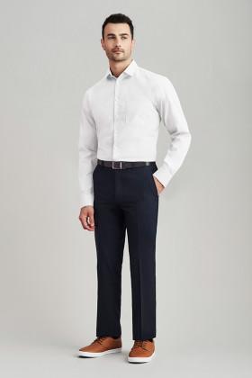 Slimline Mens Pant (Poly/Wool)
