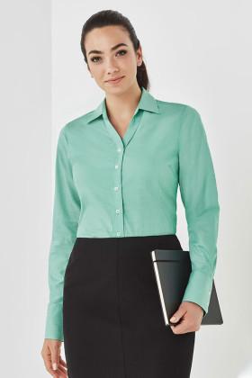 Hudson Ladies L/S Shirt