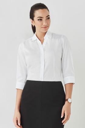 Hudson Ladies 3/4 Shirt
