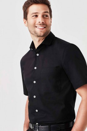 Charlie Mens Classic Fit S/S Shirt