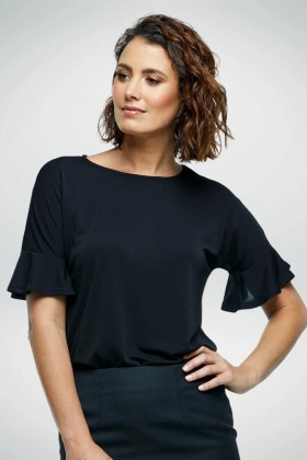 Belle Extended Sleeves Knit Top