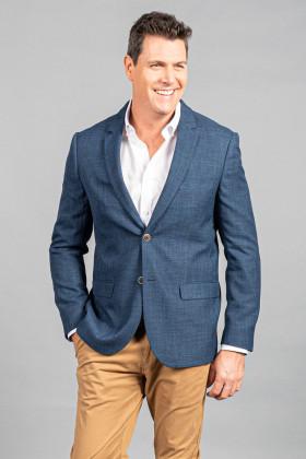 Claremont Textured Mens Jacket