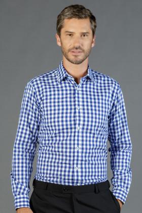 Degraves Royal Oxford Mens L/S Shirt