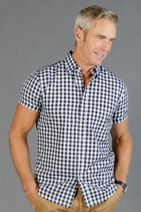 Degraves Royal Oxford Mens S/S Shirt