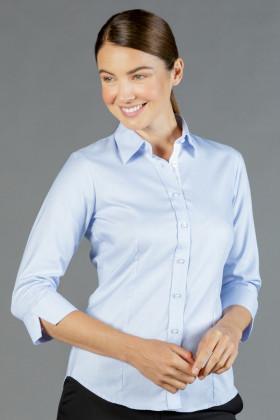 Landsdowne Ladies Micro Step 3/4 Shirt