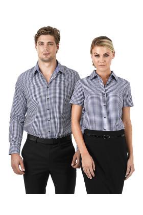 Hudson Ladies S/S Shirt