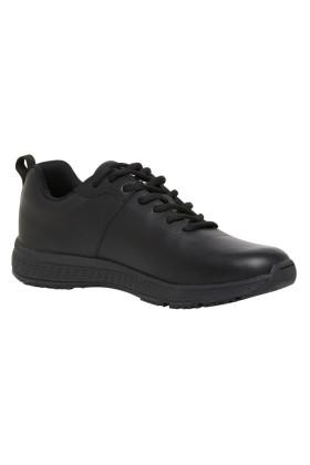 SuperLite Lace Men's Shoe (Black)
