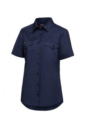 Workcool 2 Shirt S/S Ladies