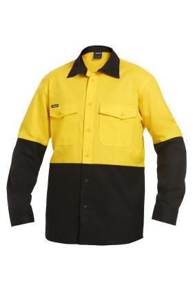 Workcool 2 Spliced Shirt L/S