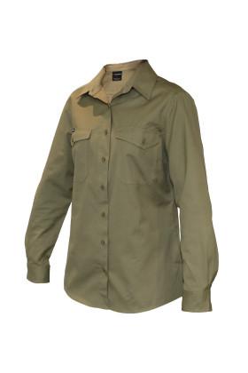 Workcool 2 Shirt L/S Ladies