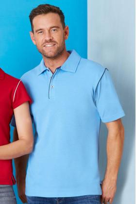 Bio-Weave Mens Polo