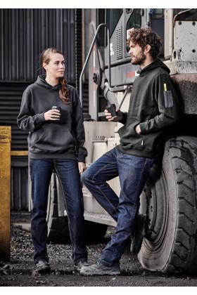Stretch Denim Ladies Work Jeans